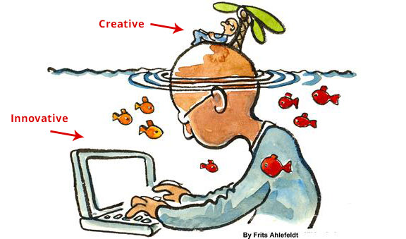 The Best Creative Agencies Know the Difference Between Creativity and Innovation